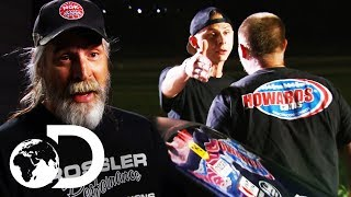 Battle For 10th Place Gets Heated When Dominator Calls For A Rematch   Street Outlaws