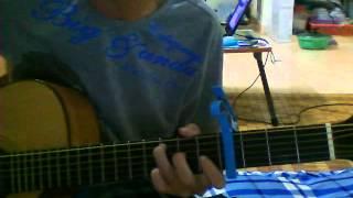 [Noo Phước Thịnh] Xa Em Guitar cover - Mạnh Khùng
