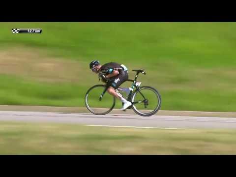 Go, Chris Froome! Epic descent! Tour de France 2016 Stage 8 Pau to Bagnères-de-Luchon