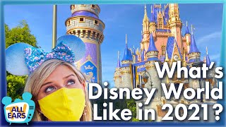 What's Disney World Like in 2021?