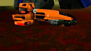 Battlezone II Demo Play