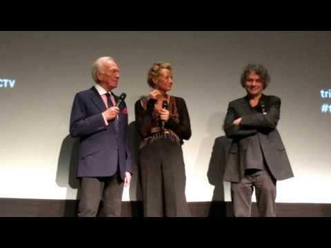 Tribeca2017: Christopher Plummer & David Leveaux, at screening of THE EXCEPTION (Part-2) Mp3
