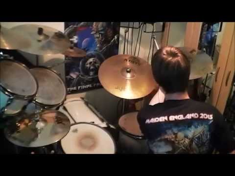 Bad Religion - Fields of Mars (Drum Cover) - YouTube