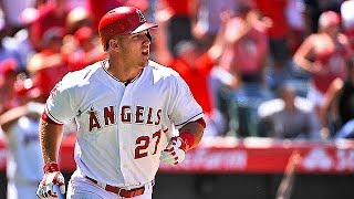 Mike Trout and the Problem with Long-term MLB Contracts | The Dan Patrick Show | 1/16/19