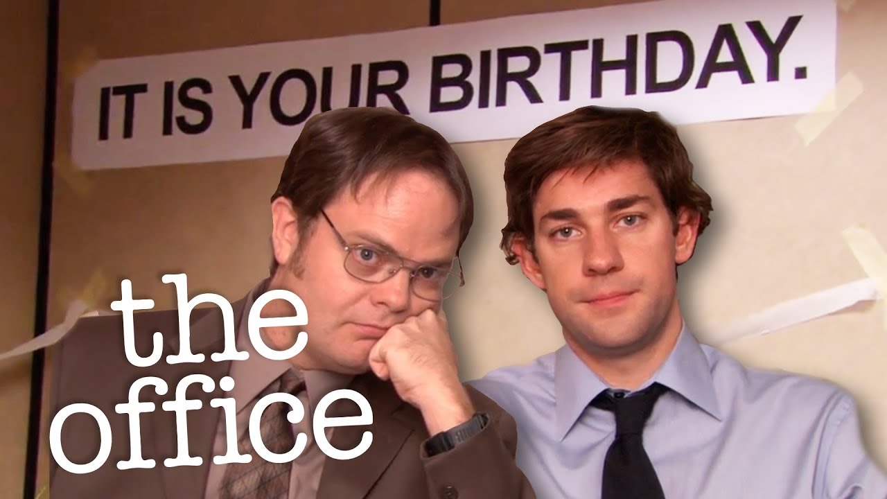 Jim & Dwight\'s Party Planning - The Office US - YouTube