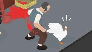 • ZNIKAJĄCA GĘŚ I JEJ FANI  •  Untitled Goose Game  [Odc.5]