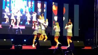 2016년 한국 방송가수대상 k- pop 걸그룹 삼송어울림축제에Korean Broadcast Singer K-pop Girl Group Vitamin Angelビタミンエンジェル