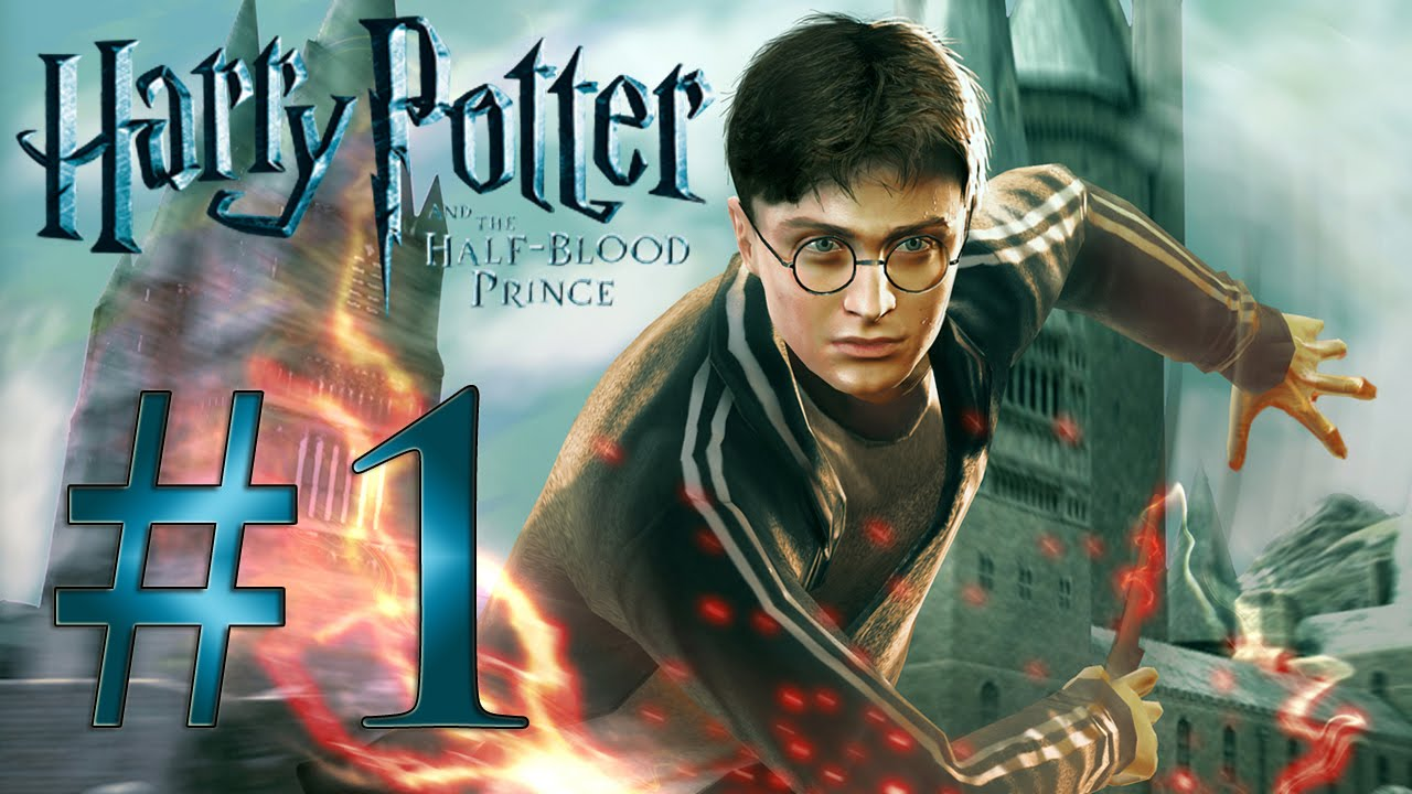 Harry Potter And The Half Blood Prince Walkthrough Part 1 Hd Xbox 360 Ps3 Pc Youtube