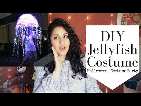 DIY Jellyfish Costume: Halloween | Costume Party