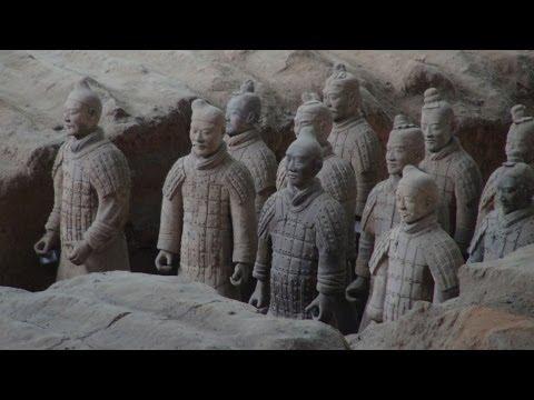 Terracotta Me: China, 2014