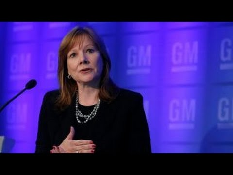 GM CEO: Mary Barra:  Over last 2 years we've invested $11B in U.S.