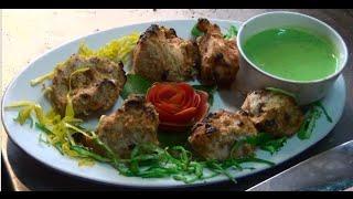 Chicken Murgh Banjara Kabab Recipe || Kababs Adda Restaurant