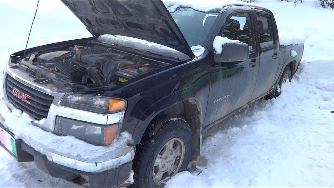 Simple Fuse Box Repair 2004 Gmc Canyon Youtube Toyota Pickup Removal