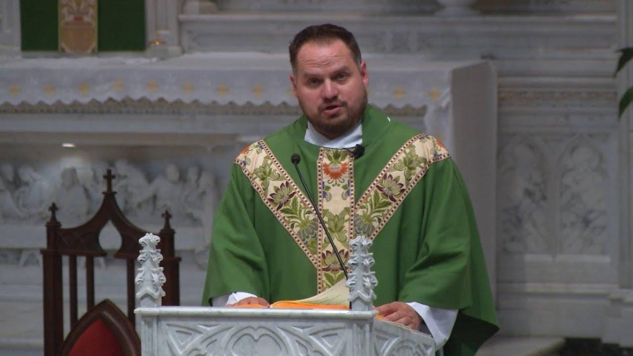 Catholic Sunday Mass: July 25, 2021