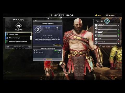 God of War playthrough part 6