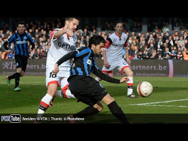 2013-2014 - Jupiler Pro League - 27. OH Leuven - Club Brugge 2-5