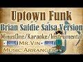 Bruno Mars Uptown Funk минус