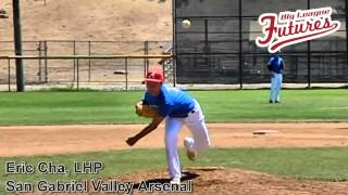 ERIK CHA, LHP SAN GABRIEL VALLEY ARSENAL, PITCHING MECHANICS AT 200 FPS