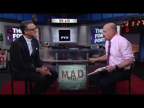PVH CEO: Turning Calvin Klein in the Right Direction | Mad Money | CNBC