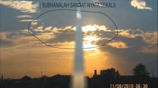 NUR / CAHAYA  ALLAH MUHAMMAD DI CIKARANG...