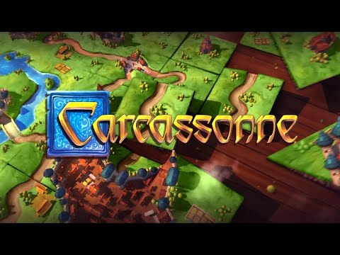 Carcassonne Mobile Gameplay |