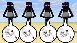 Monster School : NEW EPISODE ENDERMAN LIFE - Minecraft Animation