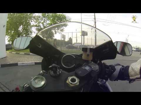 #019 - Как Заправлять Мото На Заправке. Learn To Refuel Motocycle
