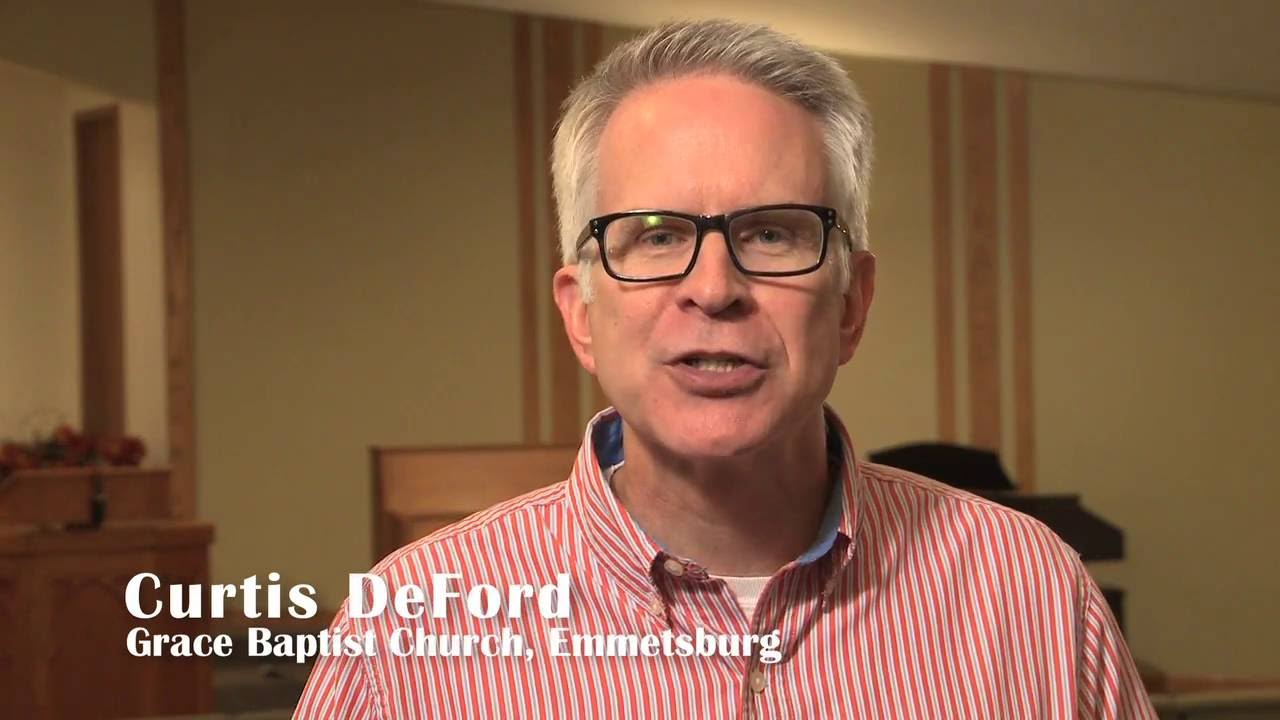 """Forgiven"" by Pastor Curtis DeFord"