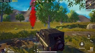 PUBG Mobile on PC Gameplay (Tencent Gaming Buddy)