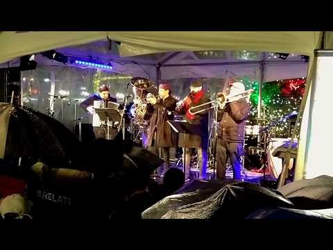 "Frank London's Klezmer Brass Allstars • ""Winter's Eve at Lincoln Square"""