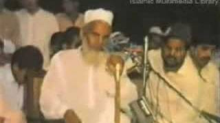 Qari Haneef Multani Urdu bayaan - Blind imam AWESOME!!!!