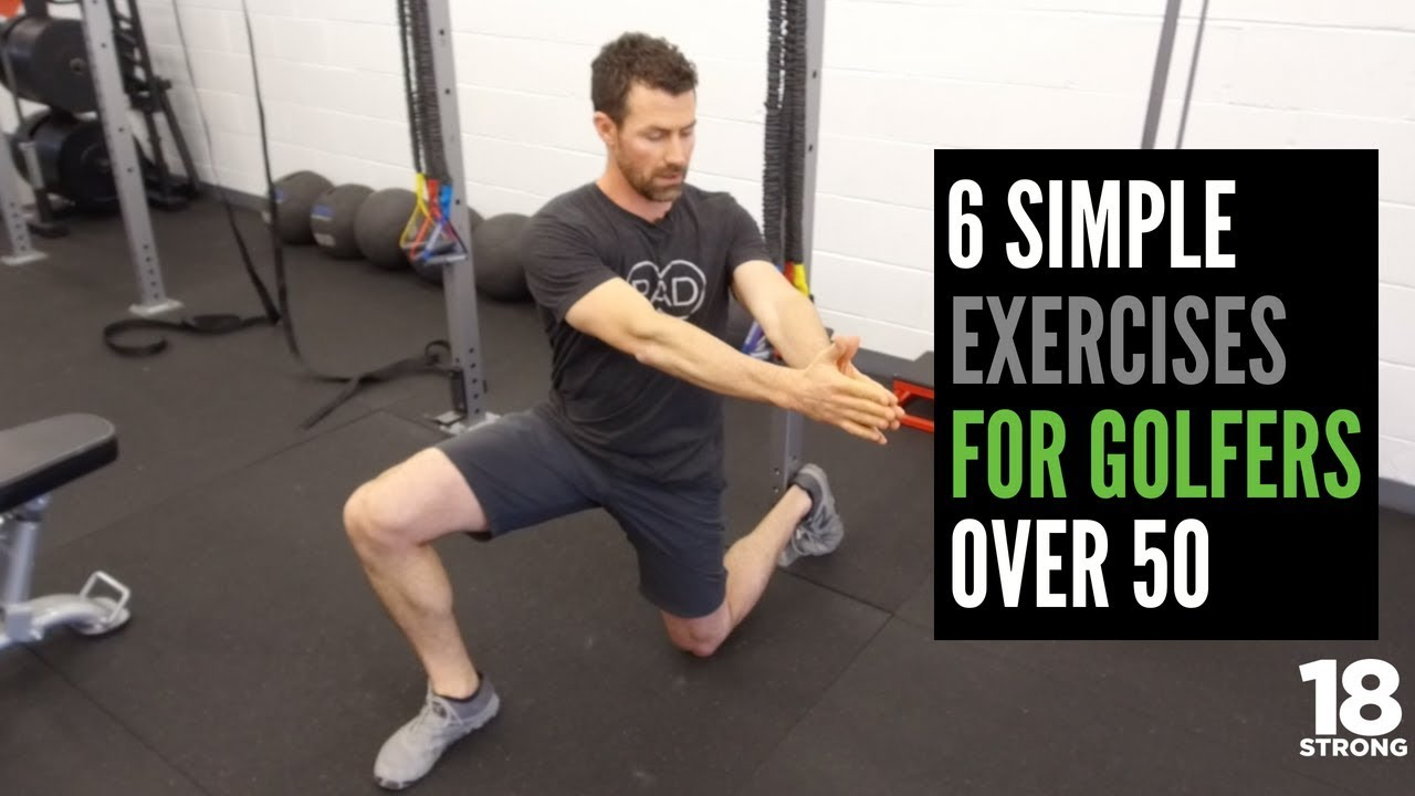 Men's Golf Workout Tips – What Men Should Do to Improve Their Swing