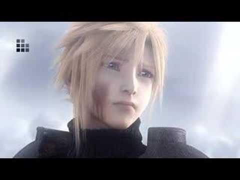 [PSP] Crisis Core: Final Fantasy VII Ending CGI Cutscene