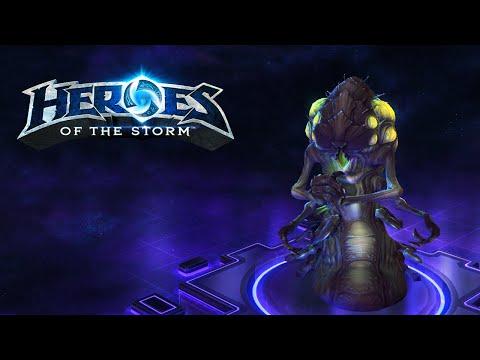 Heroes of the Storm (Gameplay) - Abathur, Ne Lépj Az Aknákra! | Magyar