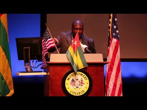 DTUSA Togo 56th Independence: Opportunites By  Mr. Mamadou Samba