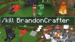 Beating Minecraft, But My Friends Try to Stop Me
