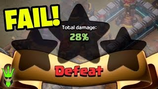 """THESE GOBLIN MAPS ARE MAKING ME FAIL HARD! - Free to Play TH10 - """"Clash of Clans"""""""