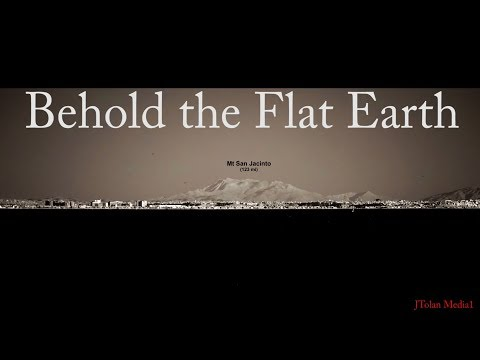 Does This Photograph Prove That The Earth Is Flat? thumbnail