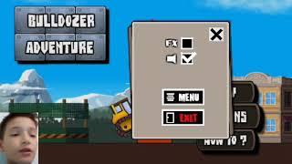 Game de Bulldozer (trator) 2d screenshot 5