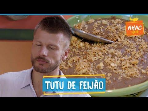 Tutu de feijão: como fazer tradicional receita brasileira | Rodrigo Hilbert | Tempero de Família