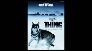 The Thing [Disc 2] (The Film Score)  14 - The Crater