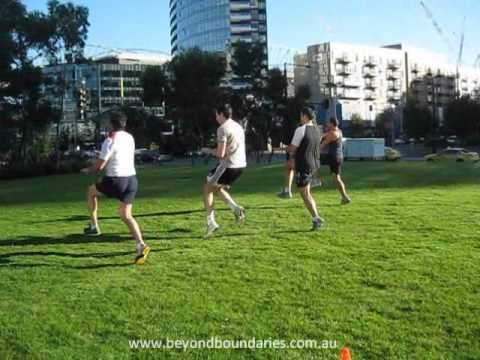 Outdoor Melbourne Bootcamp