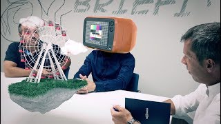 Broadcast Design: wTVision's Promotion Video screenshot 5
