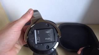 Recensione cuffie bluetooth Over Ear DYLAN con riduzione attiva del rumore.