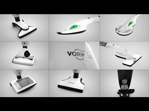 Das neue Kobold Reinigungssystem – Vorwerk Kobold VK200 Handstaubsauger