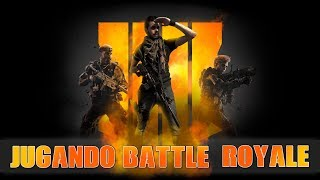 Battle Royal!!- [Unete a Discord]--Black Ops 4 México xD [esp][ps4]