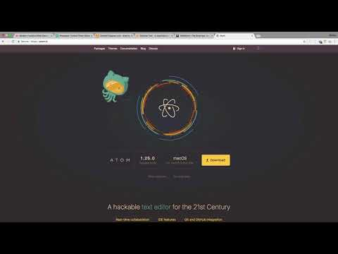 00 Setup Code Editor :: Learn HTML5 & CSS