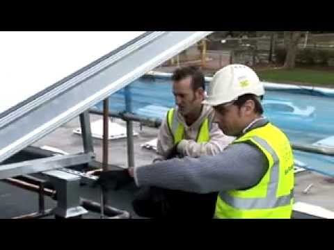future heating william byrd school swimming pool youtube