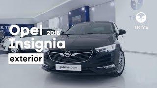 Opel Insignia - Exterior - Opinión/ Review - Trive