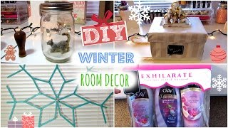 DIY Winter & Holiday Room Decor ❆ Easy & Cheap DIY Presents + Gift Ideas!